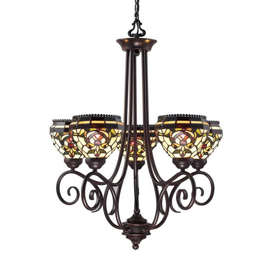 Shop z lite 5 light templeton chestnut bronze tiffany style z lite 5 light templeton chestnut bronze tiffany style chandelier arubaitofo Choice Image