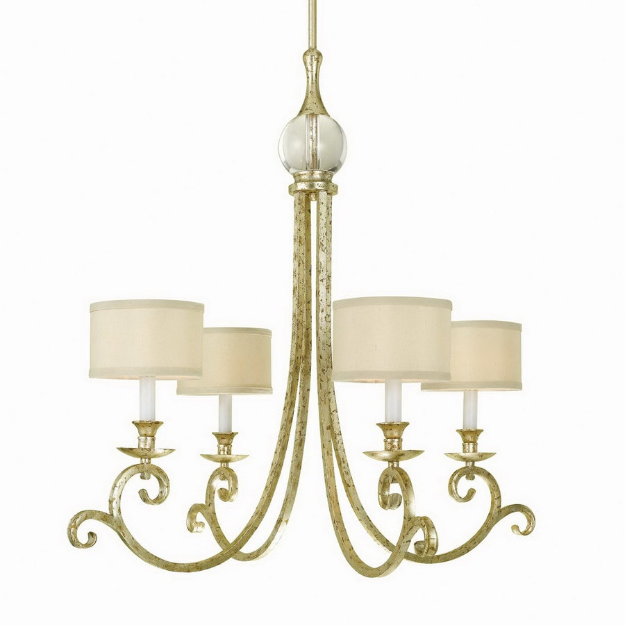Shop candice olson by af lighting lucy 4 light soft gold chandelier candice olson by af lighting lucy 4 light soft gold chandelier aloadofball Choice Image
