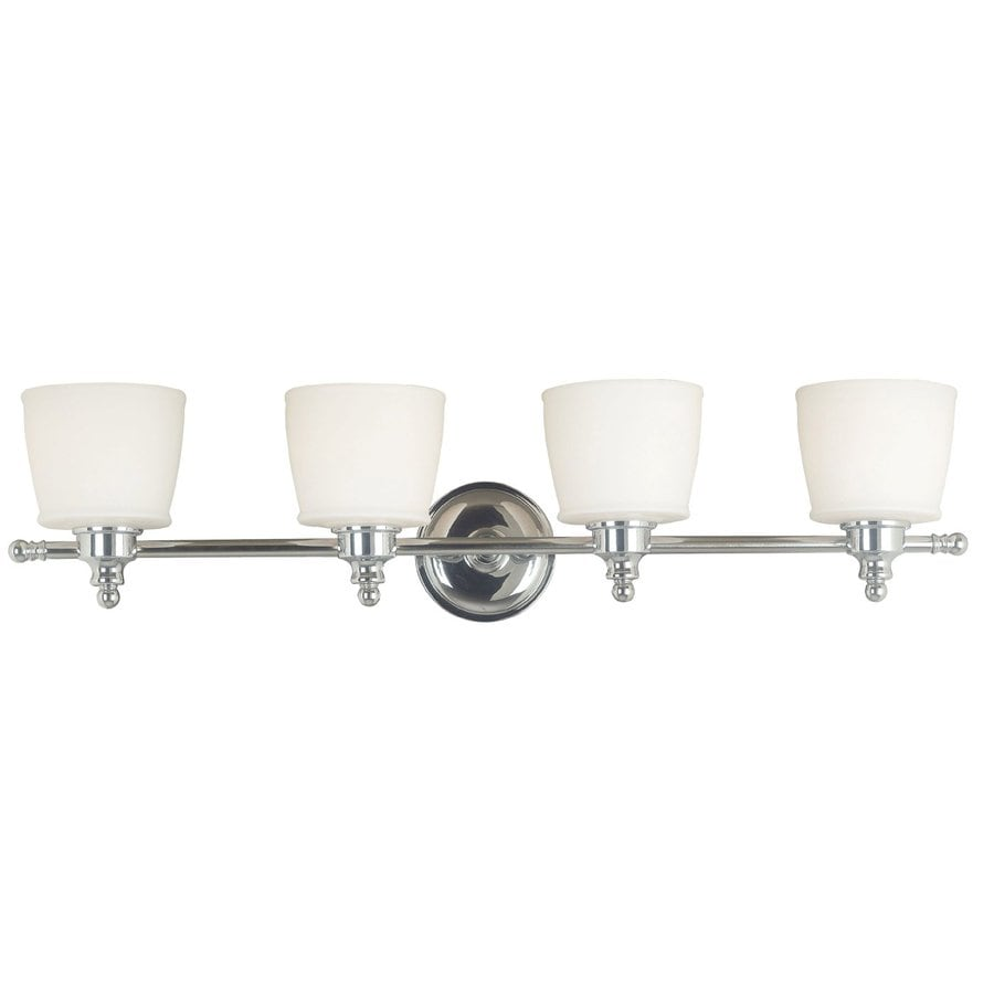 4 light bathroom light shop kenroy home 4 light chrome standard bathroom 15309
