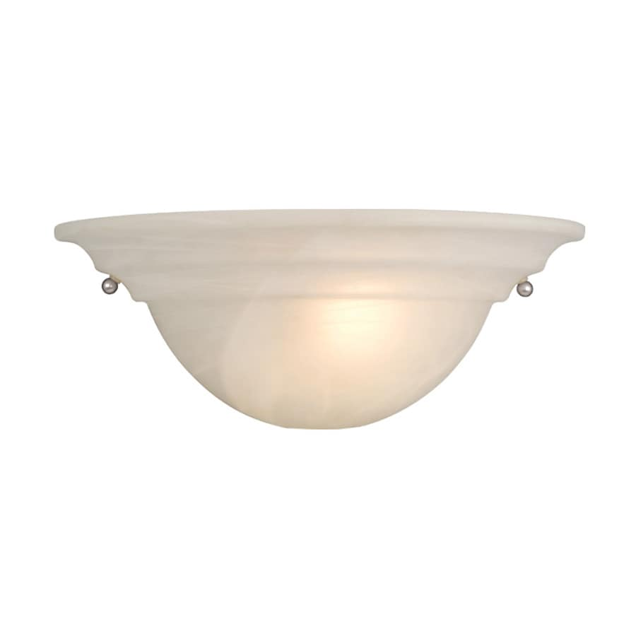 Cascadia Lighting Babylon 13-in W 1-Light Pocket Hardwired Wall Sconce