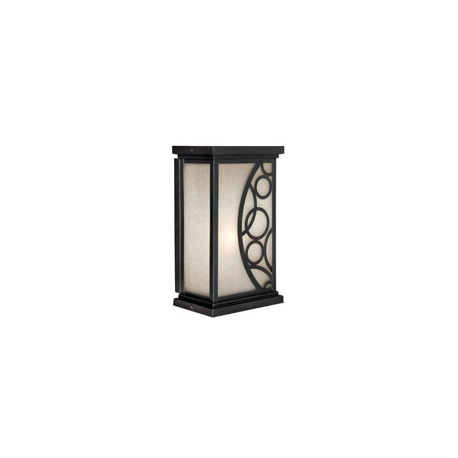 Cascadia Lighting Prosecco 11-1/4-in Noble Bronze Outdoor Wall Light