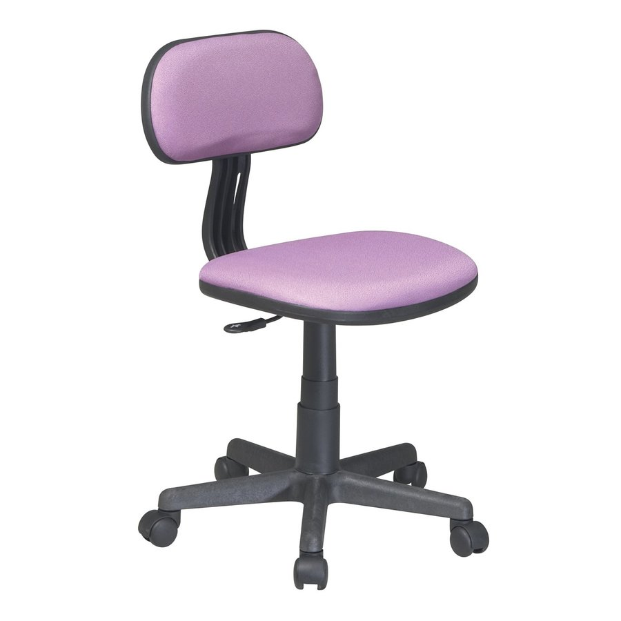 Office Star One OSP Designs Pink Task Office Chair