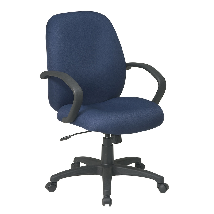 Office Star One Worksmart Navy Task Office Chair