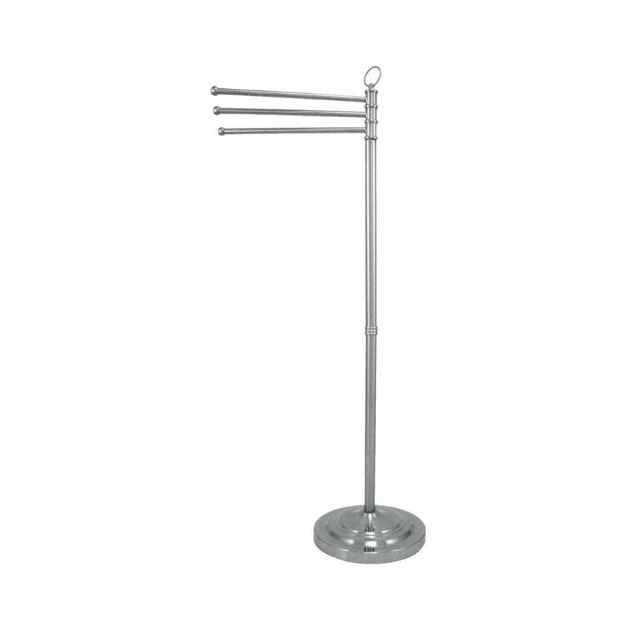 Elements of Design Vintage Chrome Rack Towel Bar (Common: 17-in; Actual: 22.5-in)
