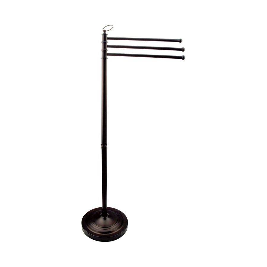 Elements of Design Vintage Oil-Rubbed Bronze Rack Towel Bar (Common: 17-in; Actual: 22.5-in)