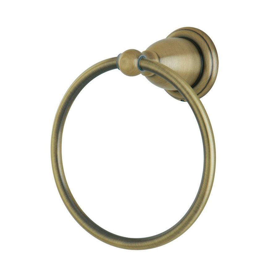 Elements of Design Heritage Vintage Brass Wall-Mount Towel Ring