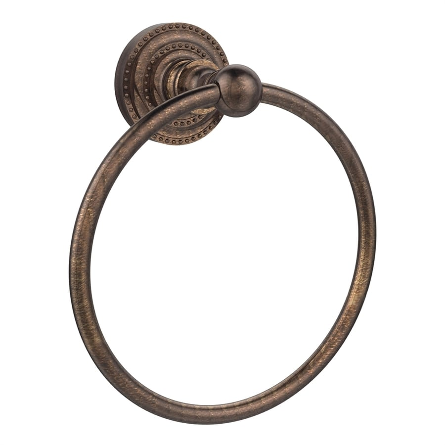 Allied Brass Dottingham Venetian Bronze Wall-Mount Towel Ring