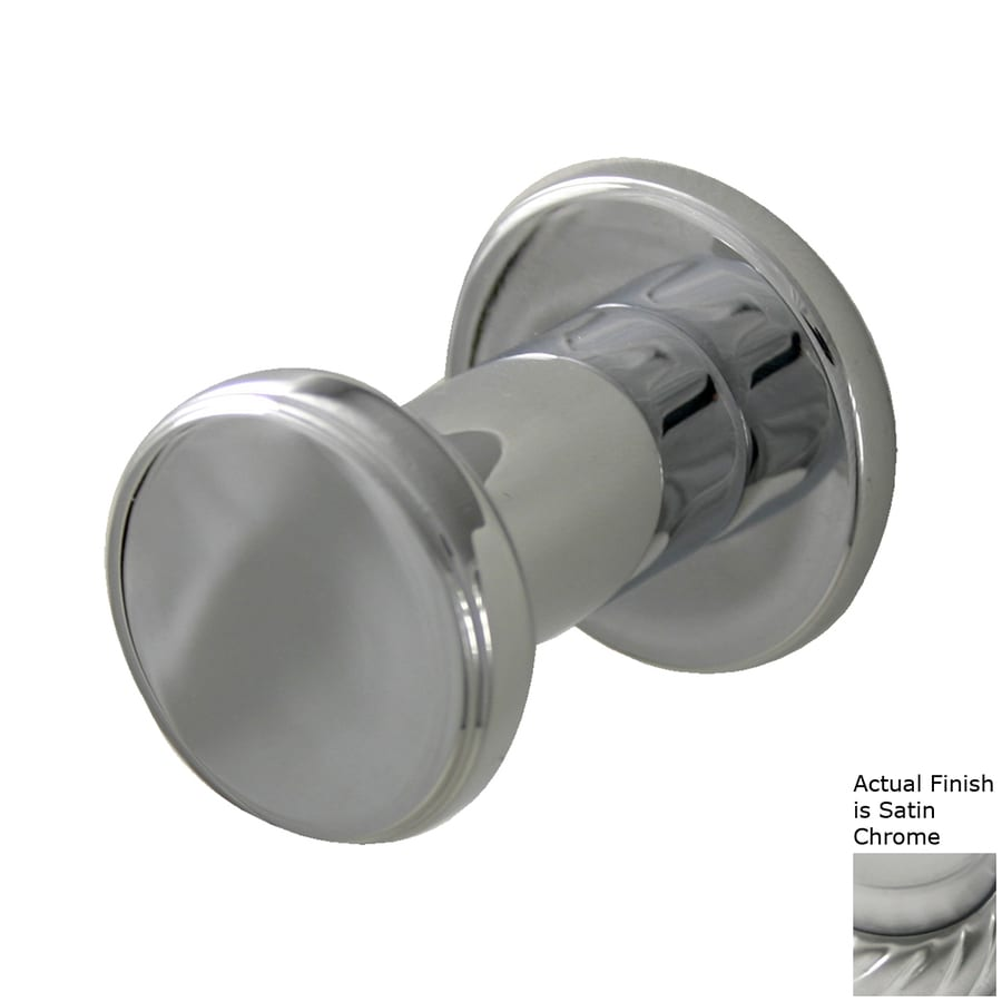 Allied Brass Fresno Satin Chrome Robe Hook