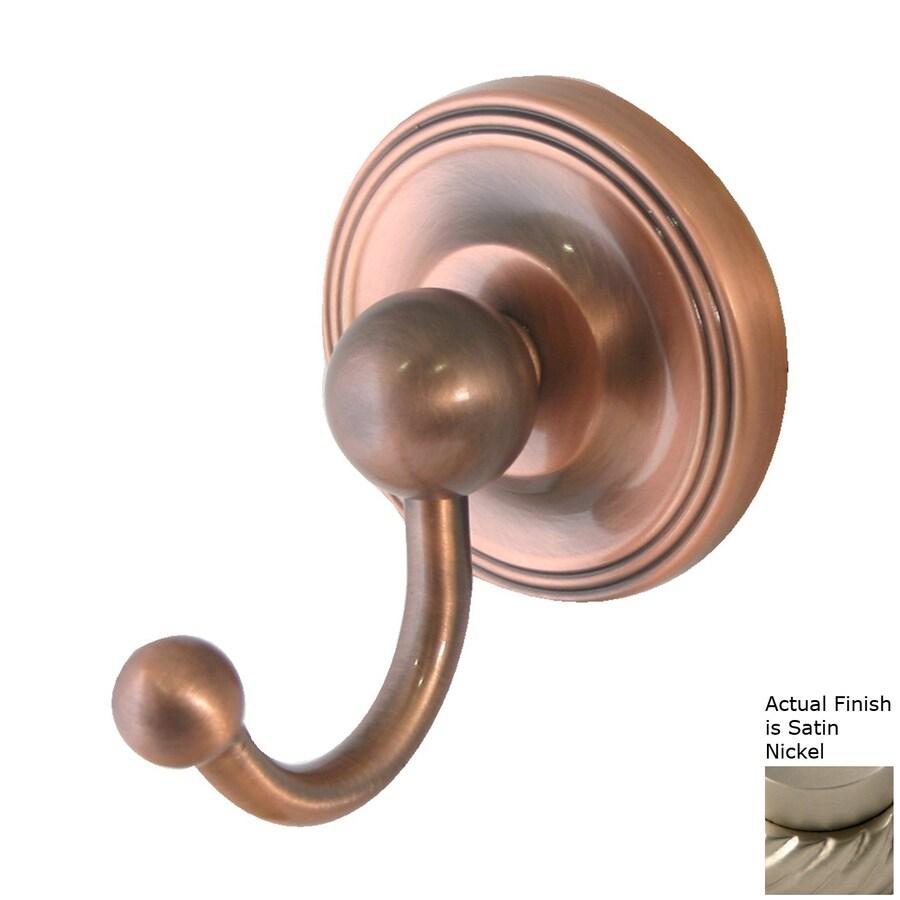 Allied Brass Prestige Regal Satin Nickel Towel Hook