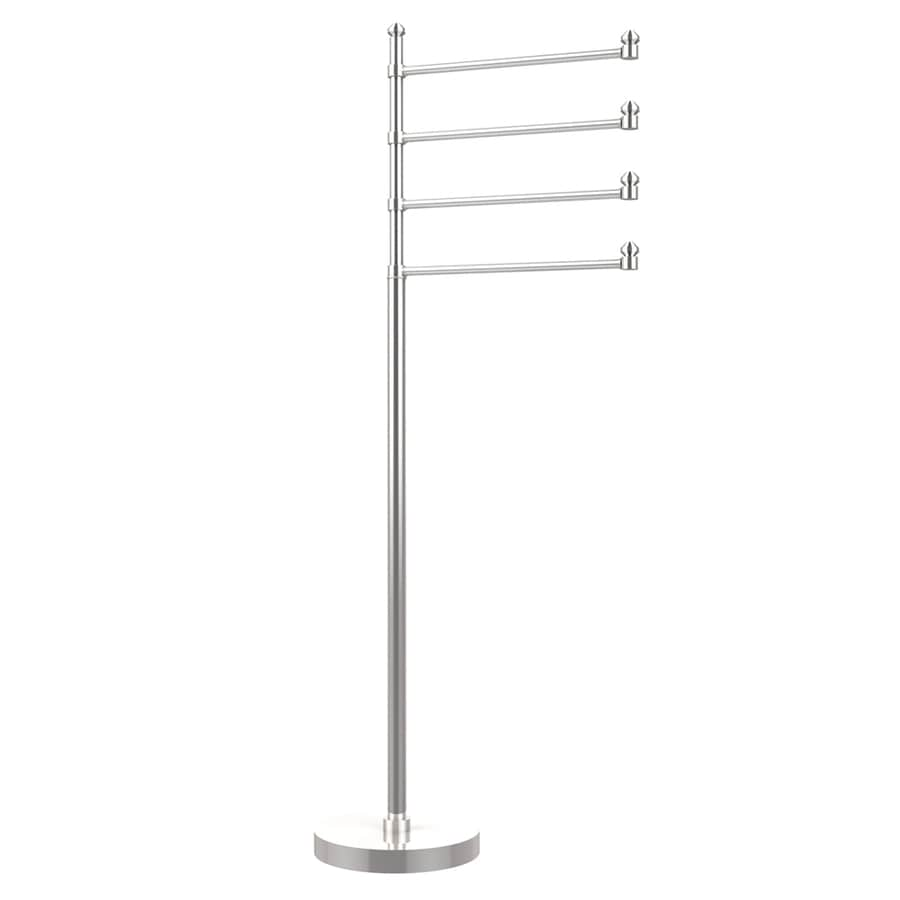 Allied Brass Southbeach Polished Chrome Rack Towel Bar