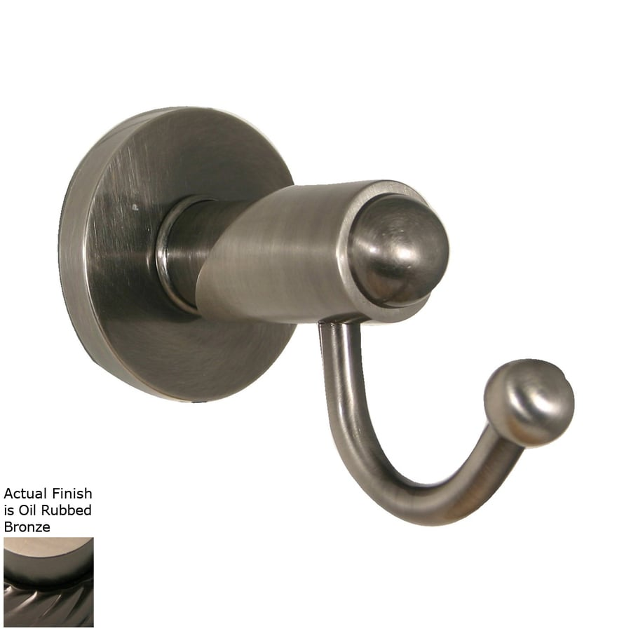 Allied Brass Soho Oil Rubbed Bronze Towel Hook