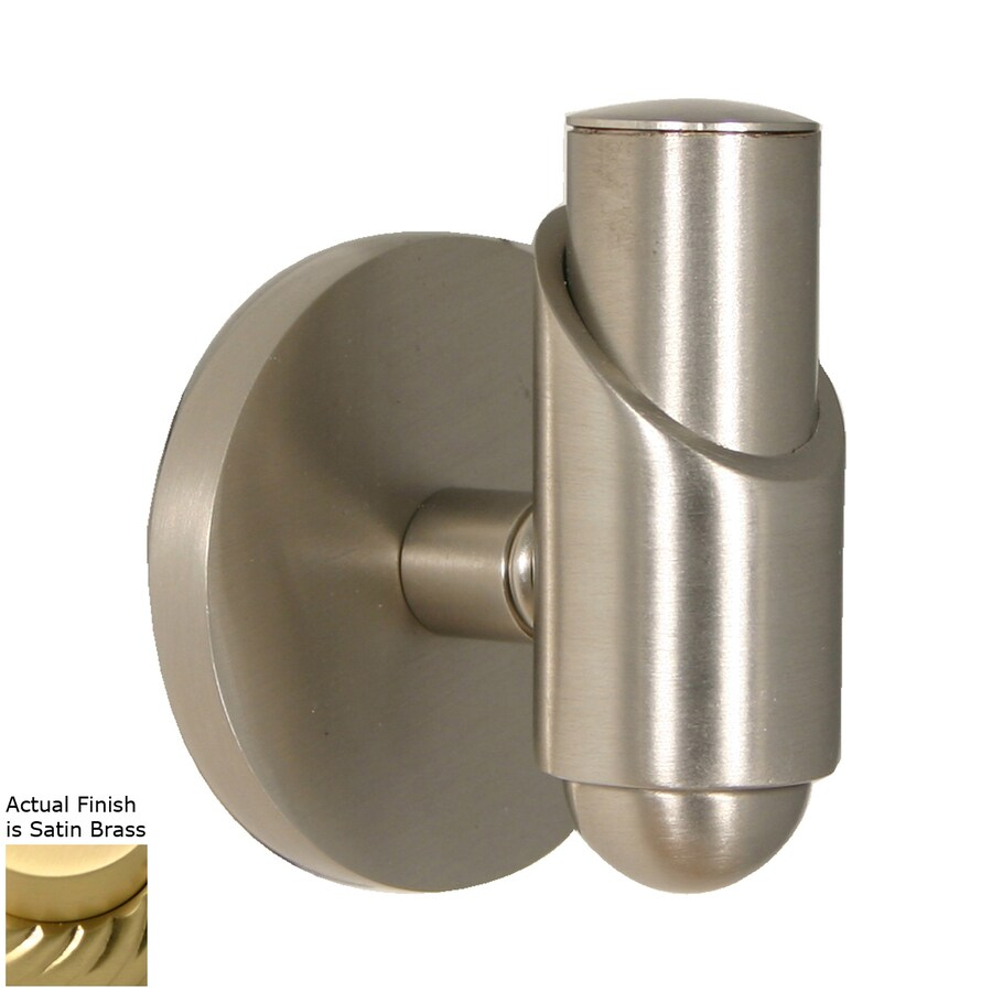 Allied Brass Soho Satin Brass Robe Hook