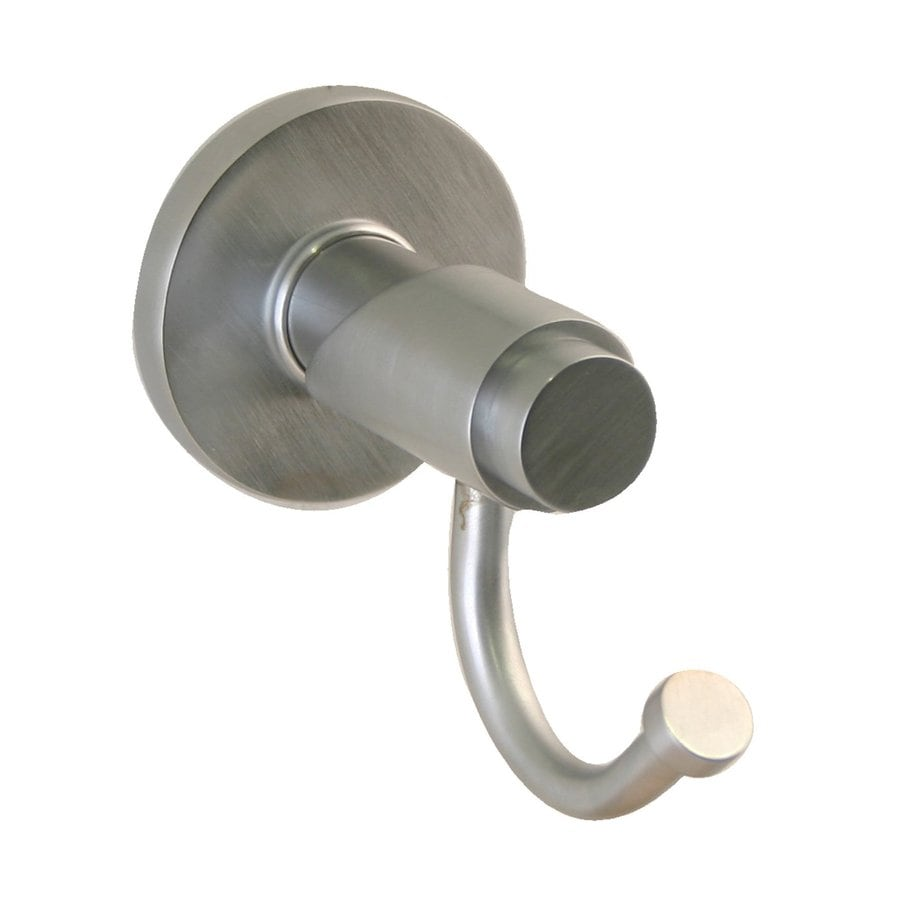 Allied Brass Tribeca Satin Nickel Robe Hook