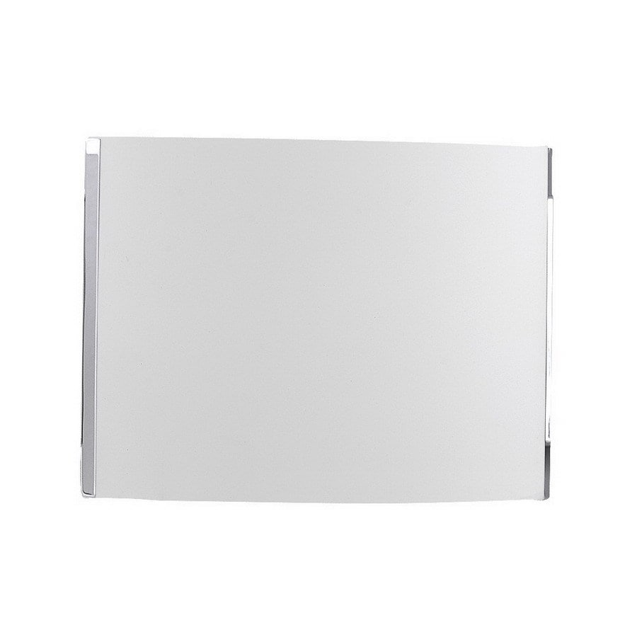 Whitfield Lighting 8-in W 1-Light Satin Steel Pocket Wall Sconce