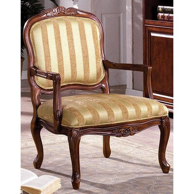 Remarkable Furniture Of America Burnaby Victorian Antique Oak Accent Creativecarmelina Interior Chair Design Creativecarmelinacom