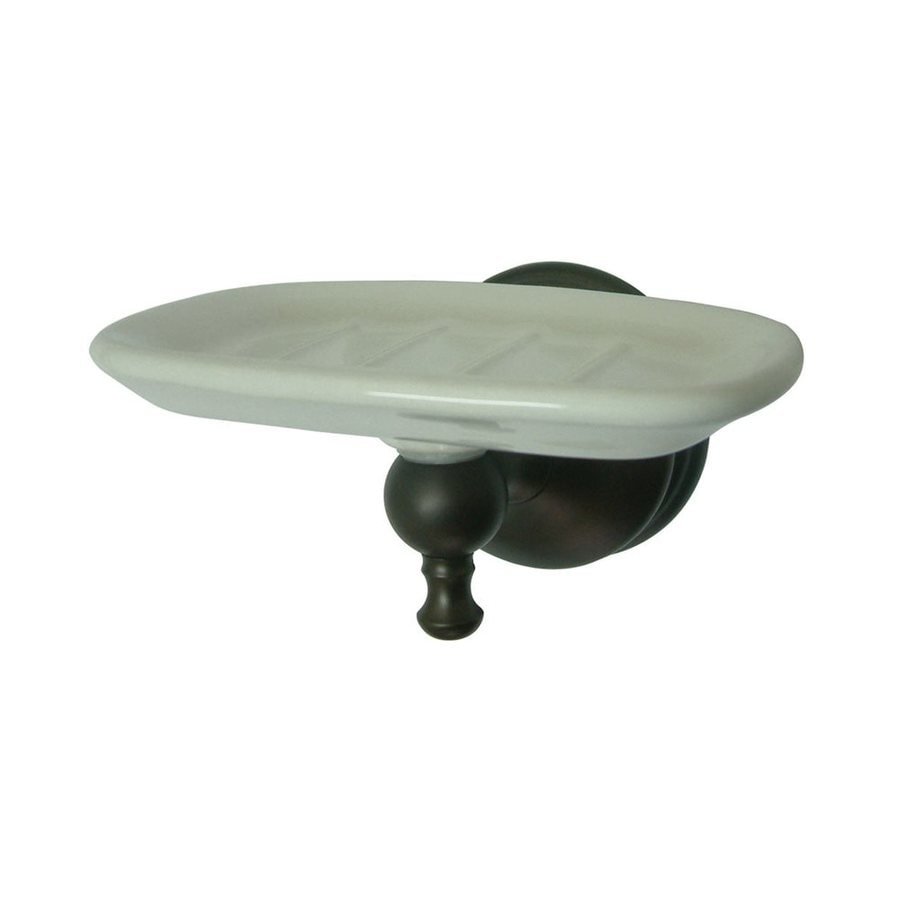 Elements of Design Naples Oil-Rubbed Bronze Brass Soap Dish