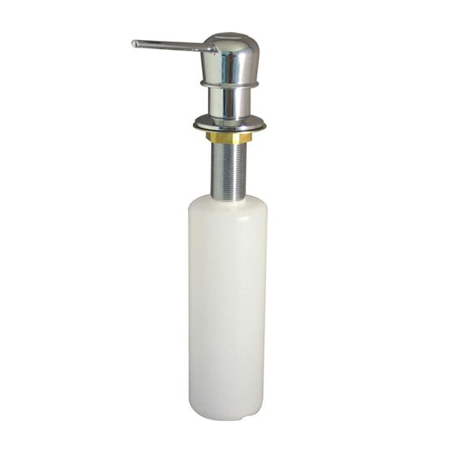 Elements of Design Heritage Chrome Soap and Lotion Dispenser