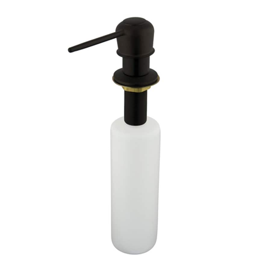Elements of Design Oil-Rubbed Bronze Soap and Lotion Dispenser