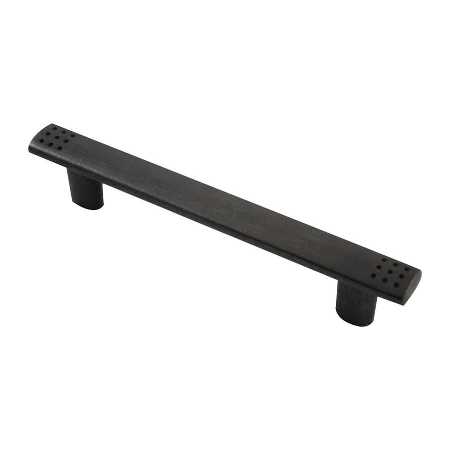 Residential Essentials 3-3/4-in Center-To-Center Venetian Bronze Bar Cabinet Pull