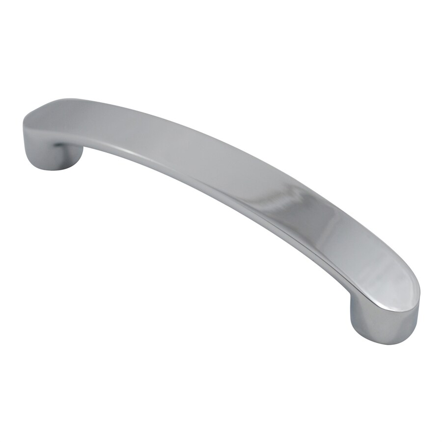 Residential Essentials 3-3/4-in Center-To-Center Polished Chrome Arched Cabinet Pull