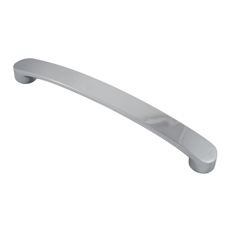 Residential Essentials 6-3/8-in Center-To-Center Polished Chrome Arched Cabinet Pull