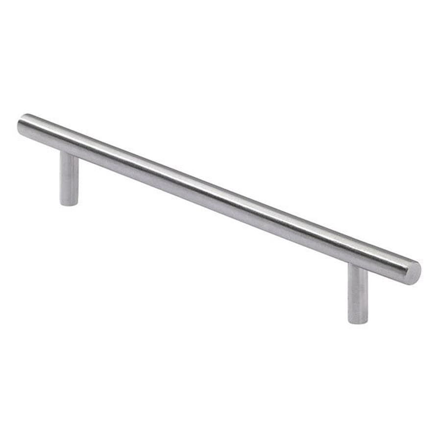 Siro Designs 192Mm Center-To-Center Fine-Brushed Stainless-Steel Bar Cabinet Pull
