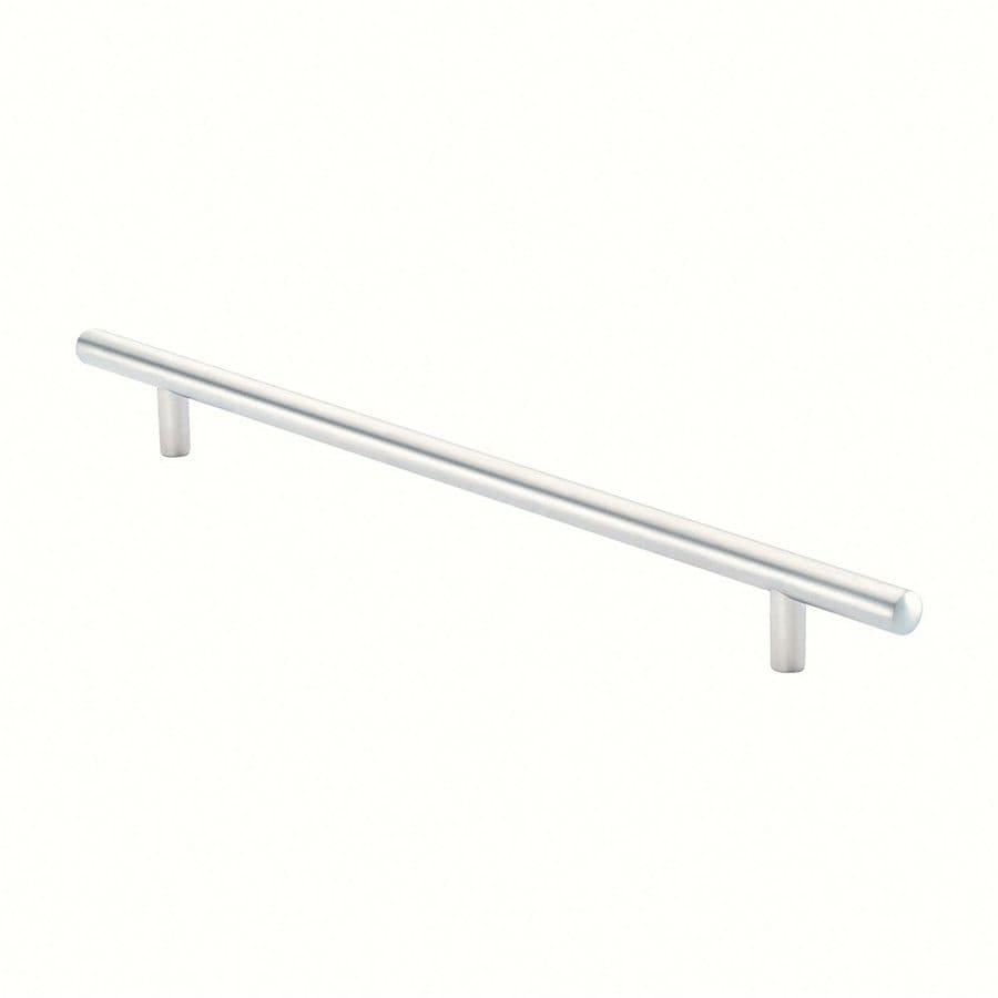 Siro Designs Matte Chrome European Railing Bar Cabinet Pull