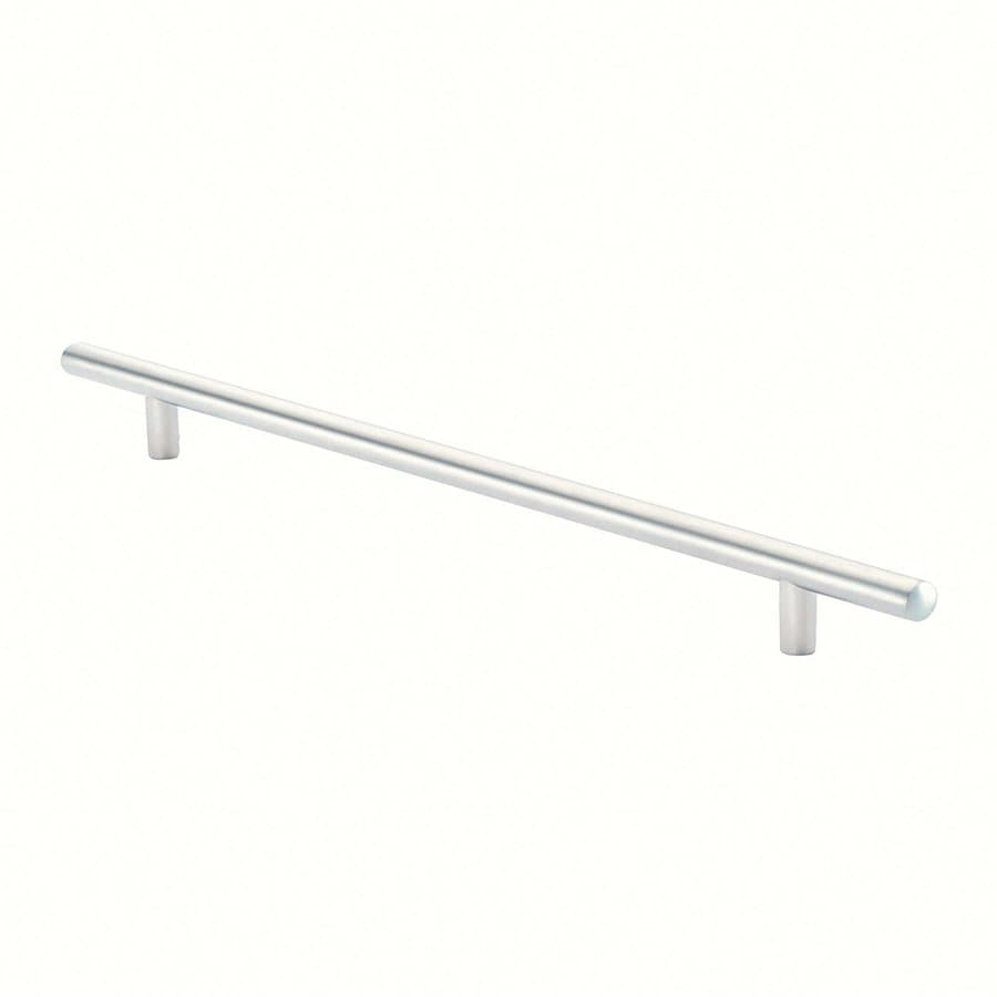 Siro Designs Matte Chrome European Railing Bar Cabinet Pull