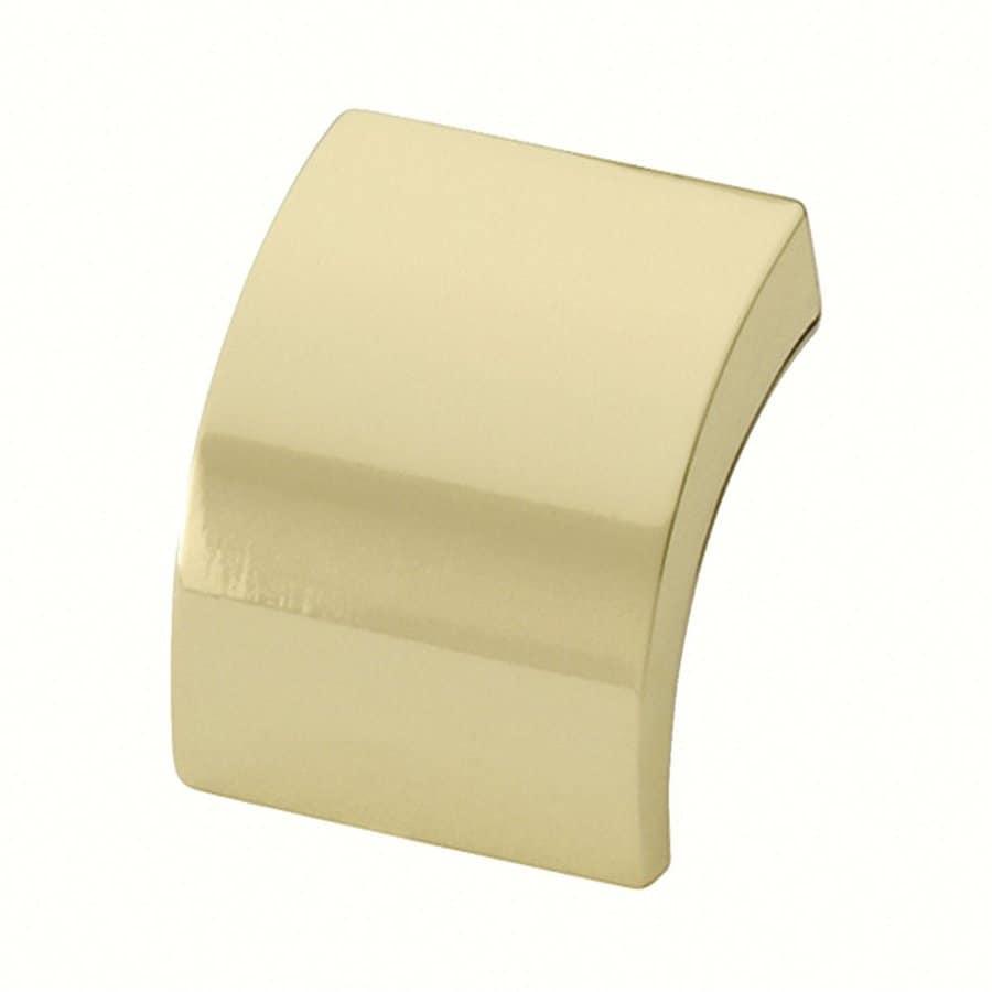 Siro Designs Bright Brass Milan Novelty Cabinet Pull