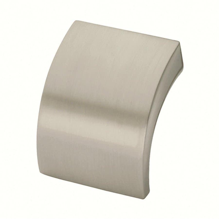 Siro Designs Fine-Brushed Nickel Milan Novelty Cabinet Pull