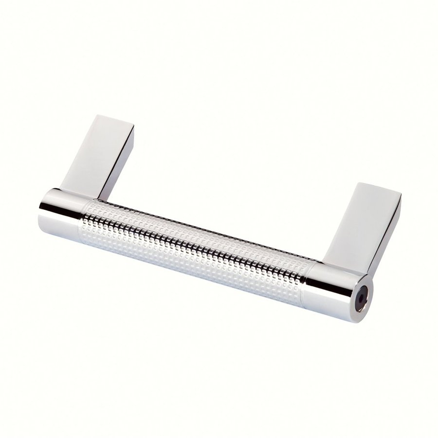 Siro Designs 160Mm Center-To-Center Bright Chrome Tec Design Bar Cabinet Pull