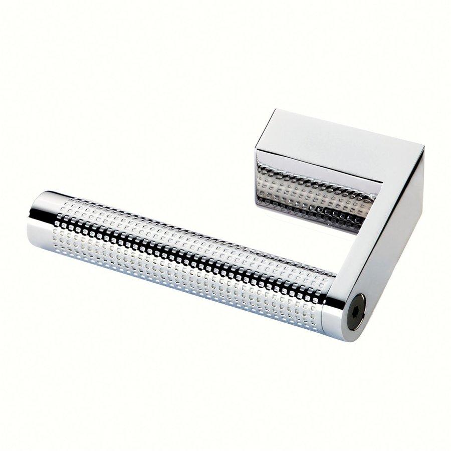 Siro Designs 1-1/4-in Center-To-Center Bright Chrome Tec Design Novelty Cabinet Pull