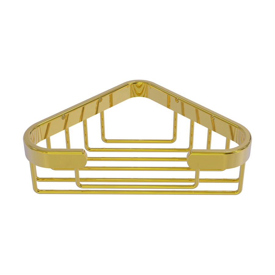 Allied Brass Polished Brass Soap Dish