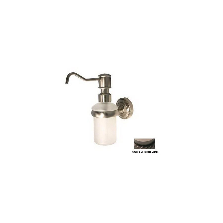 Allied Brass Bronze Soap Dispenser