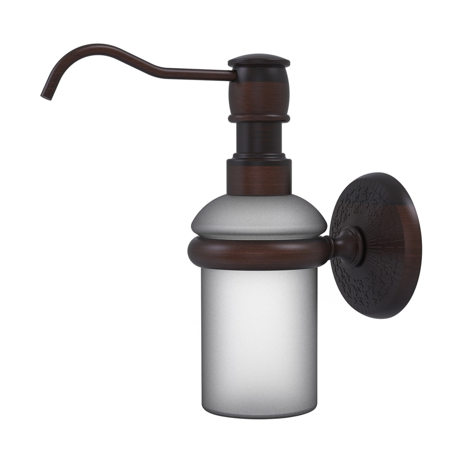 Allied Brass Monte Carlo Venetian Bronze Soap and Lotion Dispenser