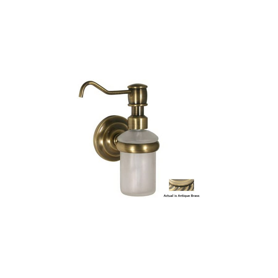 Allied Brass Brass Soap Dispenser