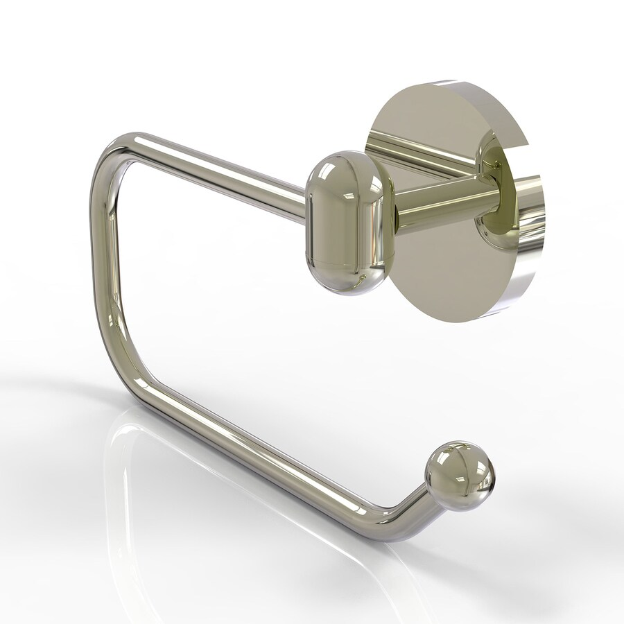 Allied Brass Tango Polished Nickel Surface Mount Toilet Paper Holder