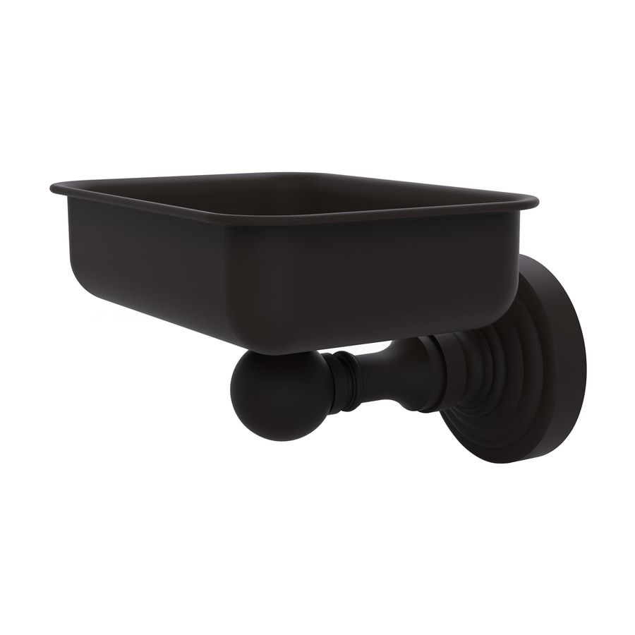 Allied Brass Waverly Place Oil-Rubbed Bronze Brass Soap Dish