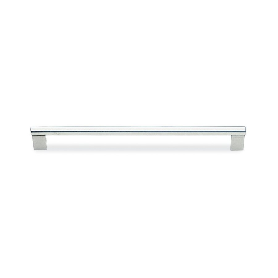 Sugatsune 192mm Center-To-Center Satin Stainless Steel Bar Cabinet Pull