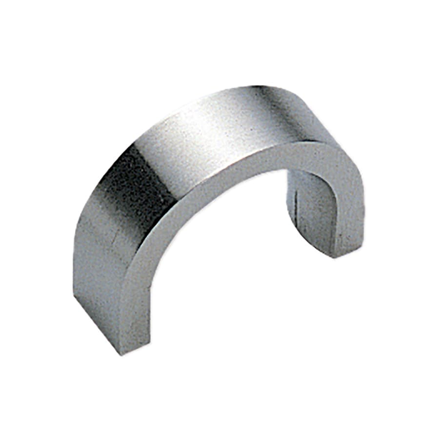 Sugatsune 45mm Center-To-Center Satin Stainless Steel Arched Cabinet Pull