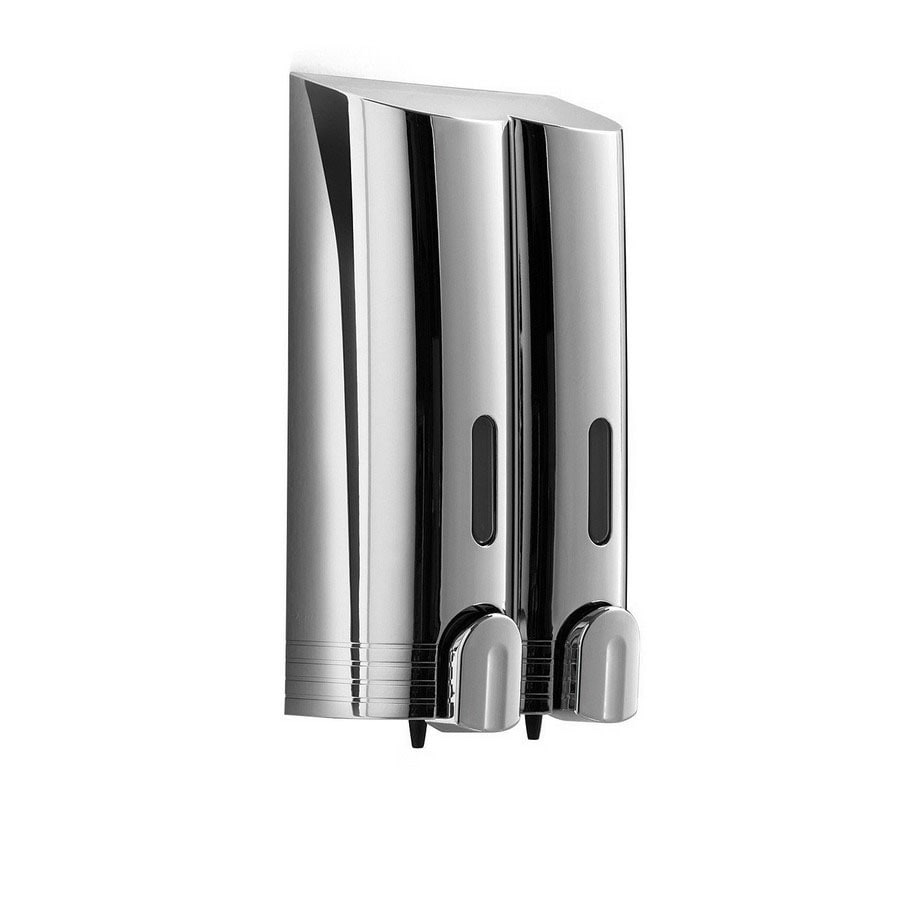 WS Bath Collections Chrome Soap and Lotion Dispenser