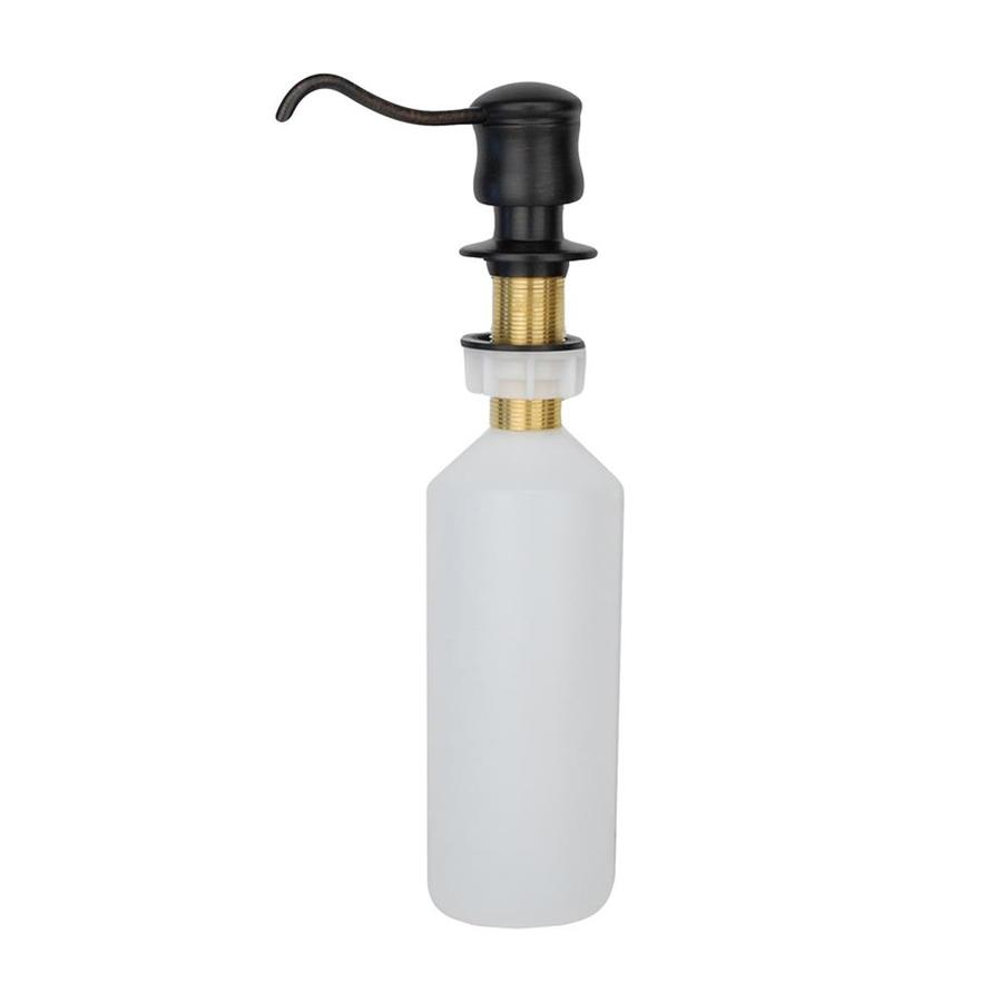 Premier Copper Products Oil-Rubbed Bronze Soap and Lotion Dispenser