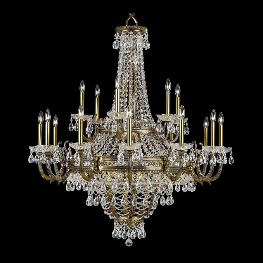 Classic lighting crystal chandeliers musethecollective - Lindsey adelman chandelier knock off ...