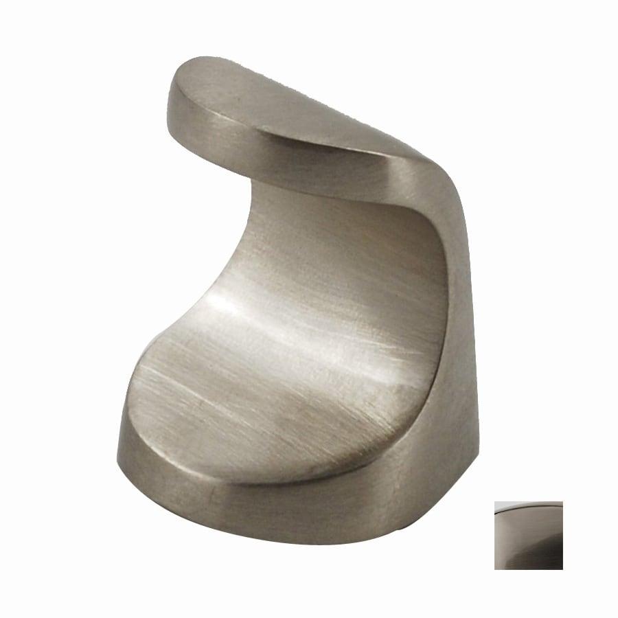 Residential Essentials Satin Nickel Novelty Cabinet Knob