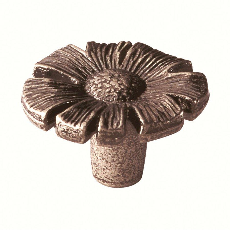 Siro Designs Big Bang Antique Copper Novelty Cabinet Knob