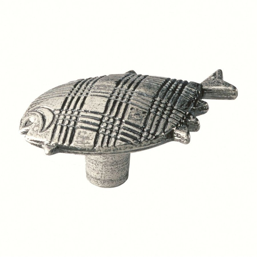 Siro Designs Big Bang Antique Pewter Novelty Cabinet Knob