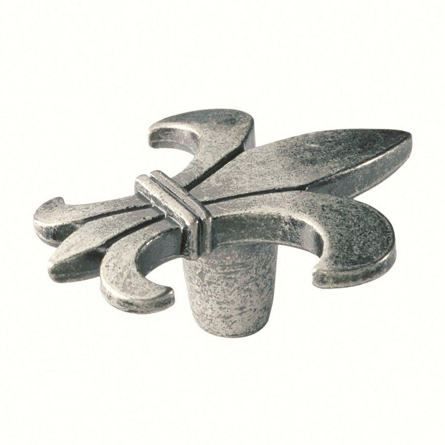 Siro Designs Big Bang Antique Pewter Novelty Cabinet Knob