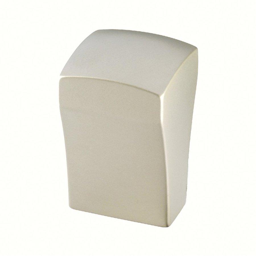 Siro Designs Milan Matte Nickel Square Cabinet Knob