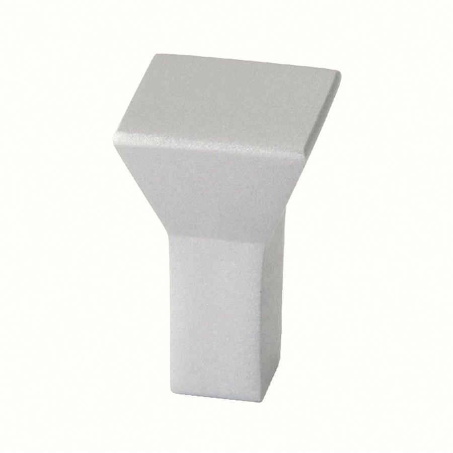Siro Designs Eos Matte Aluminum Square Cabinet Knob
