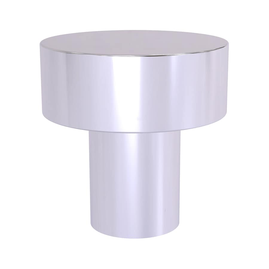 Allied Brass Polished Chrome Round Cabinet Knob